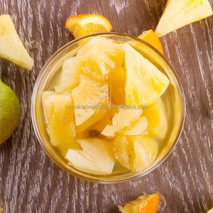 Canned Food Canned Fresh Pineapple Fruit in Light Syrup 880g / 680g