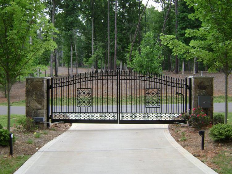 Sliding Gate Designs For Homes, Sliding Gate Designs For Homes Suppliers  And Manufacturers At Alibaba.com