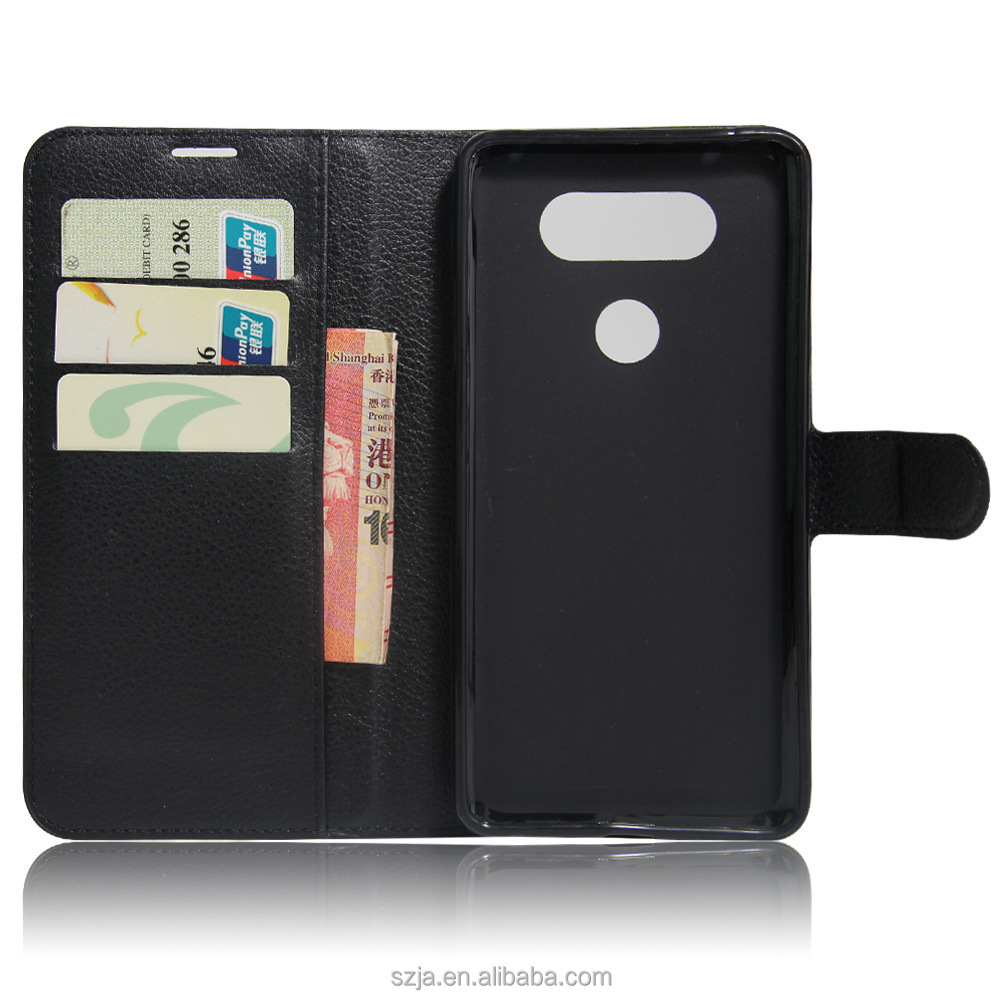 Customization Flip Case for LG series phone oem PU Leather Wallet Case for lg all phone series