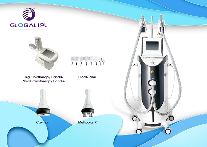Cool Tech Fat Freezing Cryolipolysis Machine Slimming Body Coolscuplting
