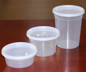 Various Sizes Plastic Food Containerplastic Food Storage Box
