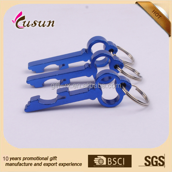 Custom High Quality wedding favor antique key bottle opener for promotion in China
