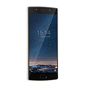 Generic DOOGEE BL7000, 4GB+64GB, Dual Back Cameras, DTouch Fingerprint, 7060mAh Battery, 5.5 inch Android 7.0 MTK6750T Octa Core up to 1.5GHz, Network: 4G, OTG, OTA, Dual SIM(Gold)