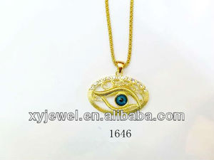Wholesale turkish evil eye pendant evil eye jewellery blue evil eye pendent