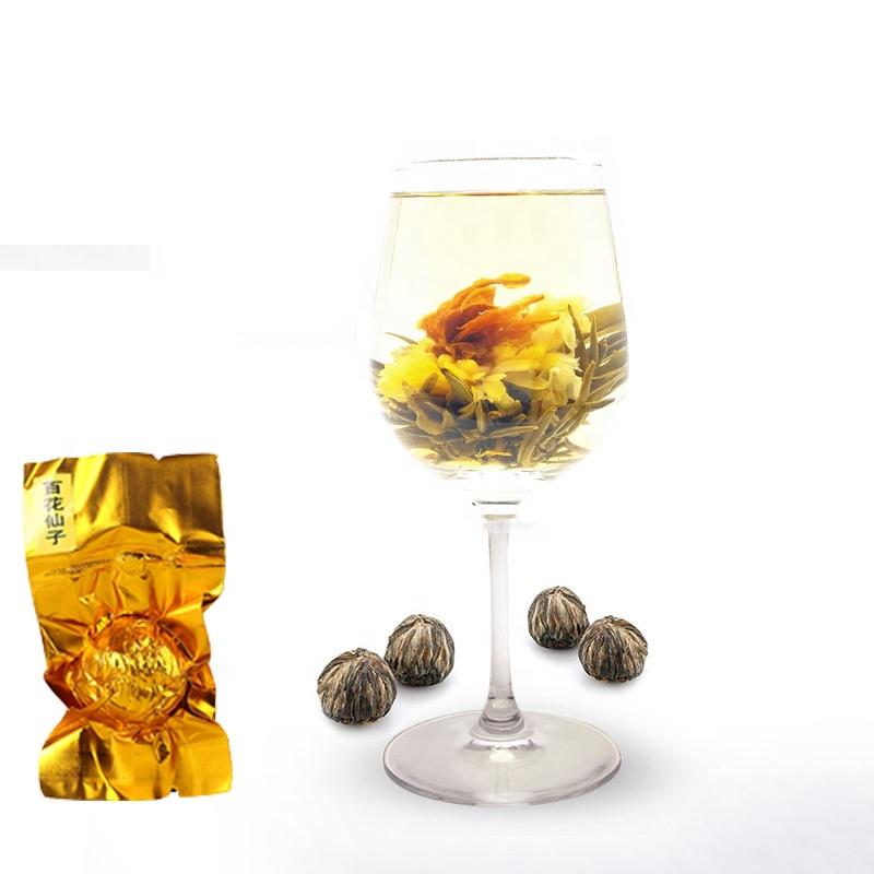 Organic Handcrafted Art Blooming Flower Slim Tea Detox - 4uTea   4uTea.com