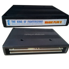 The King of the Fighters 2002 Magic Plus II NEO GEO SNK/MVS 1 in 1 Cartridge