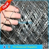 dark green PVC coated chain link fence for playground