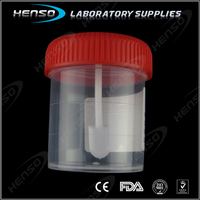 Henso medical disposable laboratory plastic stool container