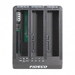 FIDECO YPZ08B-U3 2.5 Inch/3.5 Inch USB3.0 HDD Docking IDE + SATA HDD