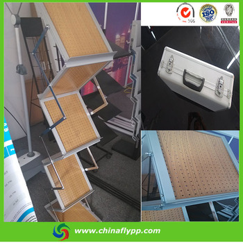 Fly Alibaba China Supplier Folding Z Design Acrylic Book Display ...
