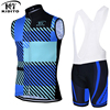 2016 KIDITOKT Sleeveless Bike Clothes/road bike clothing/clothing for cycling racing racing clothes