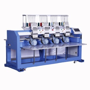 similar tajima four 4 head compressed cap shoes t shirt printing seeing computerized printing embroidery machine