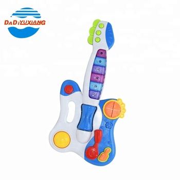 Colorful Plastic Learning Musical Baby Guitar For Sale View Baby
