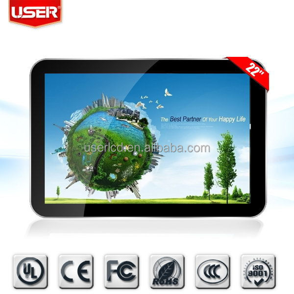 Special new products shopping center use advertising player