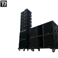 Stage dj Line Array Speaker pro audio speaker rent
