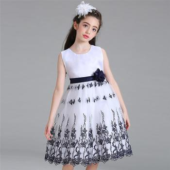 Fashion Children For Little Girls Princess Summer Clothes Lace Fabric Wedding Dresses European Style Suits Party Dress Kids Buy Summer Dresses For