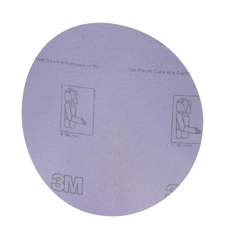3M Hookit Film Disc 360L, 3 in x NH P1000, 50 per inner 200 per case (Pack of 50)