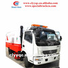 DLK 4x2 street sweeper vehicle and road sweeper truck with low price