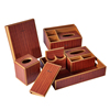 The new product A Whole Set Of Guangzhou Luxury Leather Hotel Accessory Supplies China Custom Products