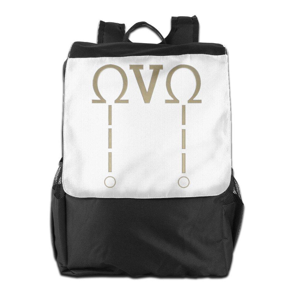 OVO Omega Drake Backpack For Men & Women Travel Hiking Backpack