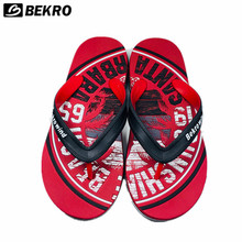 2018 beach flip flops china manufacturer high quality latest design slippers for men