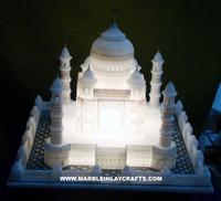 White Marble Taj Mahal Replicas,Marble Taj Mahal - Buy White ...