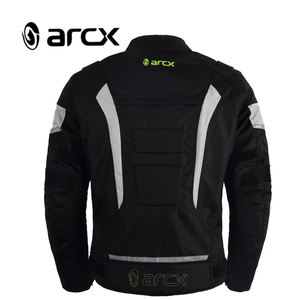 ARCX Moto Rider Motorcycle Riding Jacket With Armor Racing Motorbike Jacket