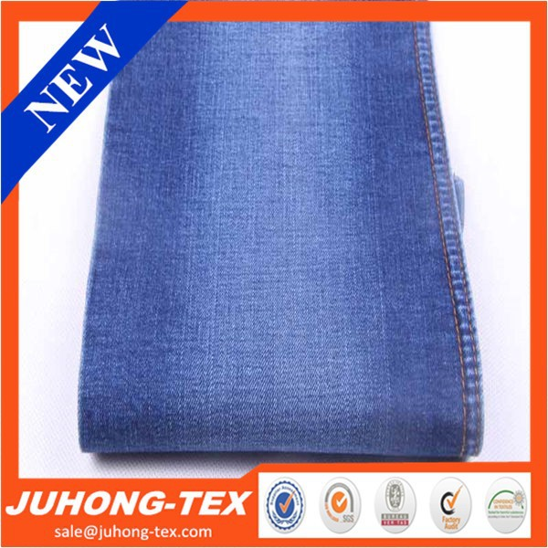 Cotton twill viscose denim fabric shoe cover
