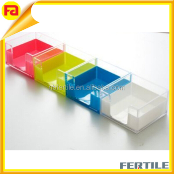 Hz 423706 ps plastic countertop business card holder post it note hz 423706 ps plastic countertop business card holder post it note pad holdername card colourmoves