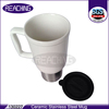 OEM/ODM factory Imprint Disposable Coffee Cups With Lids