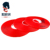 Jumbo roll 1 mm thick optically clear acrylic tape red PE liner 100% pure acrylic adhesive 800 mm x 33 m