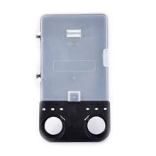 1 шт. держатель для карт для гольфа, доска для карт, черный + Прозрачный чехол для карты/карандаша/мячей/тройников(Китай)