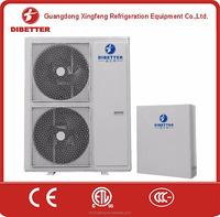 residential air conditioning heat pump water heater/ most efficient heat pump