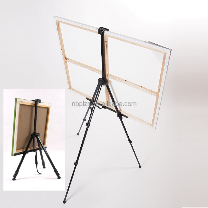 Sketch Easel,Painting Easel Use and Metal Material Easel Stand Metal