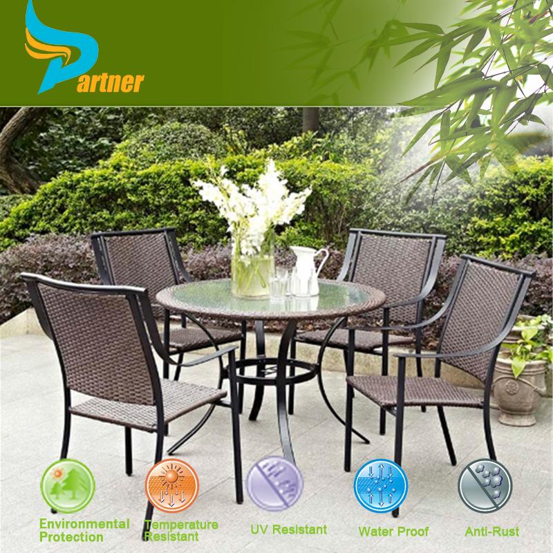 Garden Line Patio Furniture Wicker Dining Set Supplieranufacturers At Alibaba