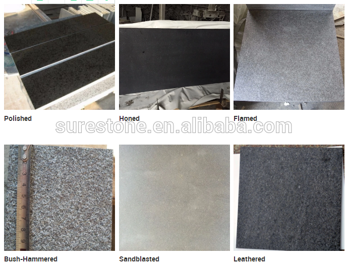 G682 China Yellow Beige Granite polished honed walling tiles paving stone