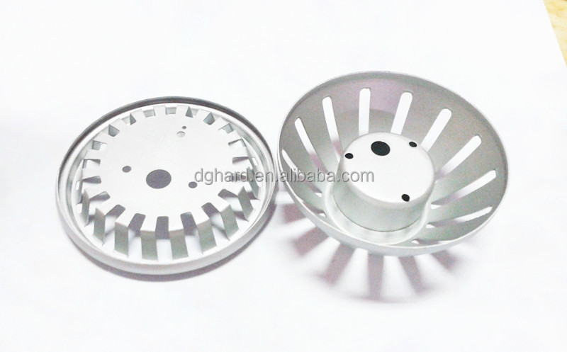 OEM ODM customized China supply of metal forming for illumination