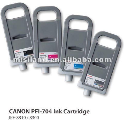 Pfi-704 (pfi-8706) Ink Cartridge For Canon Ipf8300