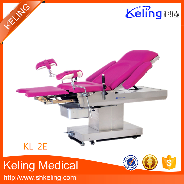 Fine quality hot sell hospital medical delivery bed