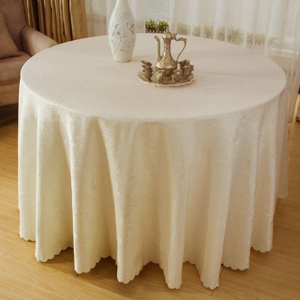 Venta al por mayor juegos de manteles para mesa compre for Manteles para mesas redondas