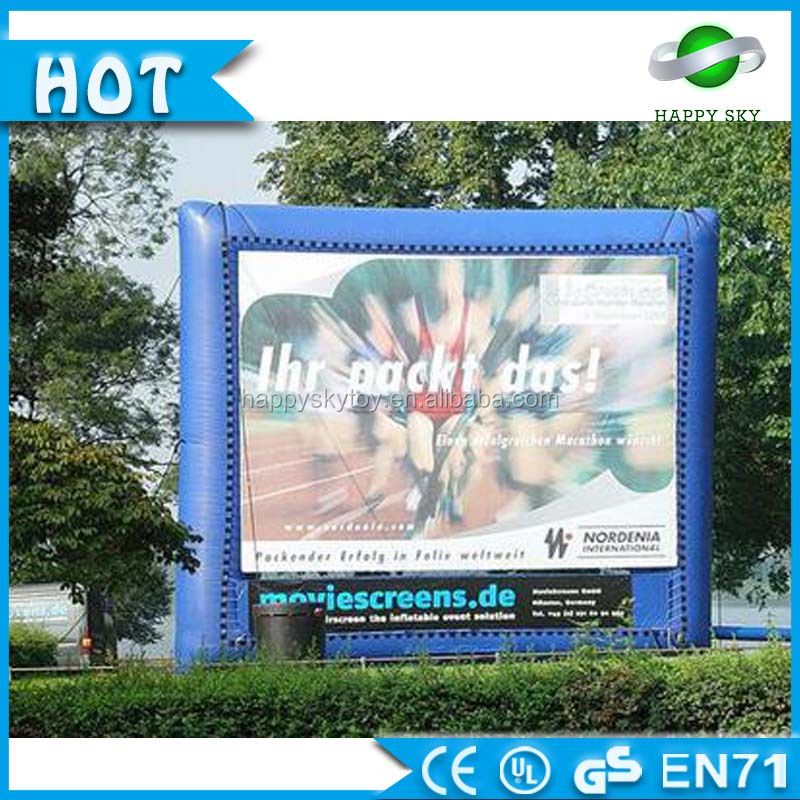 2015 Hot Sale billboard!!!air tight billboard,advertising inflatable products,advertising equipment