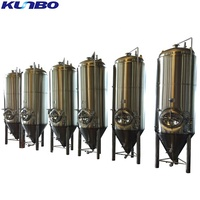10 bbl 1000l stainless fermenter