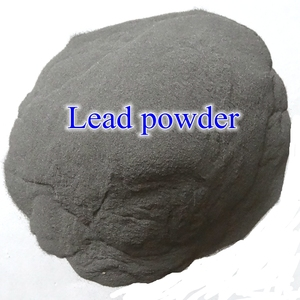 high purity uniform particle size lead powder