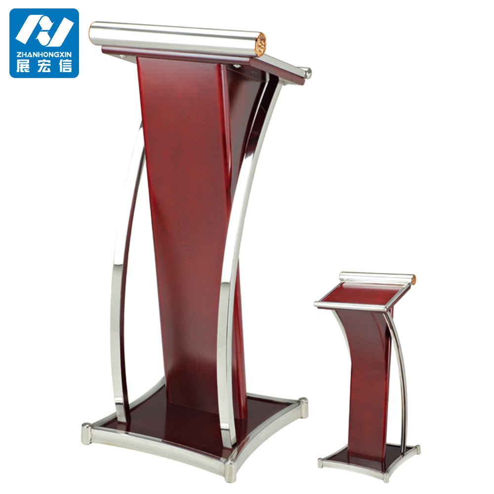 Wooden Podium Models Pulpit Wooden Lectern Podium Buy