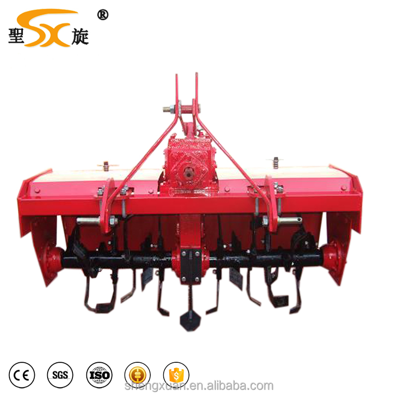 2017 newest agricultural machinery/agriculture machine rotavator(1GQN-140)