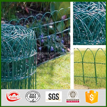 Awesome Border Edging Scroll Top Wire Fence For Garden Border Fencing With Garden  Border Fence Edging