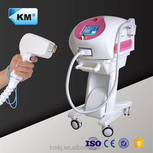 Newest!!! 808 nm diode laser hair removal machine for beauty center / 808 nm high pulse laser(CE/ISO/TUV/ROHS)