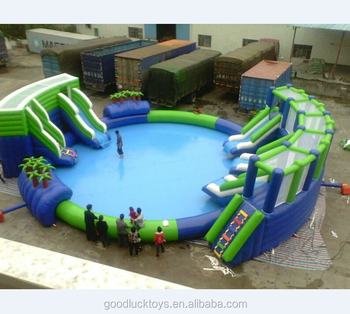 Factory Price Outdoor Huge Adult Cheap Inflatable Water Games Swimming Pool  Water Park - Buy Water Park Manufacturer,Inflatable Commercial Water ...