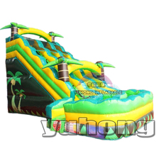 inflatable family party entertainment used commercial water slides