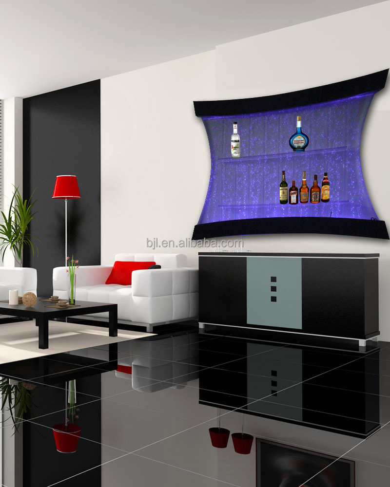 Mobili bar casa esempio di progetto villa con piscina - Angolo bar in casa moderno ...